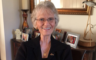 Thrivent member Honey Pabst makes a difference through a lifetime of service