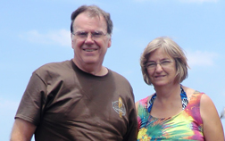 Thrivent members Larry and Janet Wagstaff share what motivates them to serve