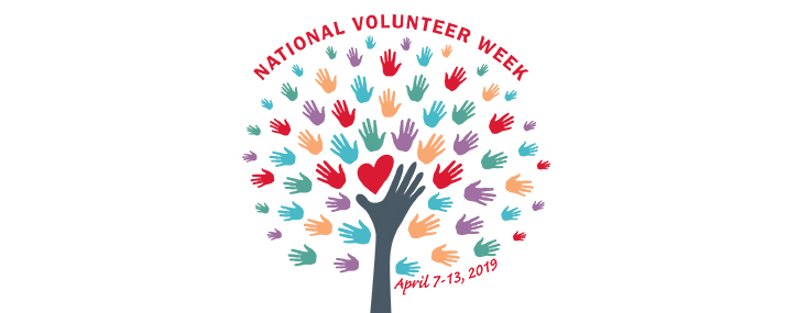 See five Thrivent Action Team ideas for celebrating service and making a difference during National Volunteer Week!
