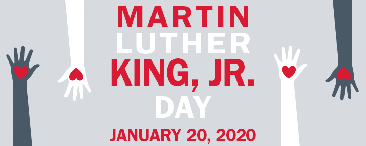 Make Martin Luther King Jr. Day a day of service.